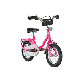 """Puky Z 2 Kinderfahrrad 12"""" lovely pink"""